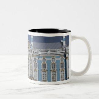 Russia, St. Petersburg, Catherine's Palace (aka 5 Two-Tone Coffee Mug