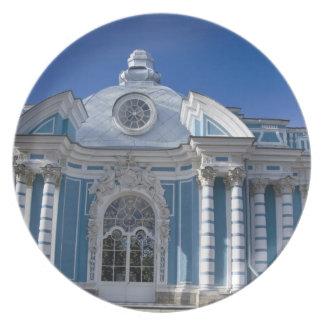 Russia, St. Petersburg, Catherine's Palace (aka 6 Plate