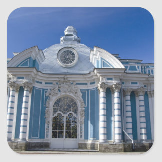 Russia, St. Petersburg, Catherine's Palace (aka 6 Square Sticker