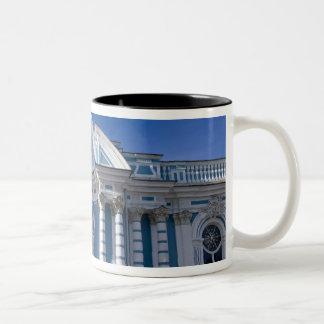 Russia, St. Petersburg, Catherine's Palace (aka 6 Two-Tone Coffee Mug