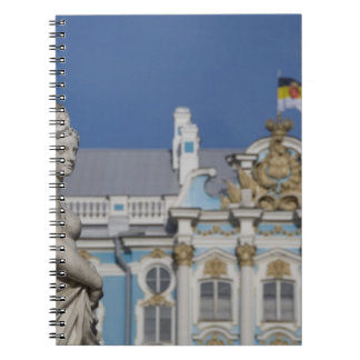 Russia, St. Petersburg, Catherine's Palace (aka 7 Notebook