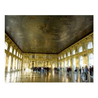 Russia, St. Petersburg, Catherine's Palace (aka 8 Postcard
