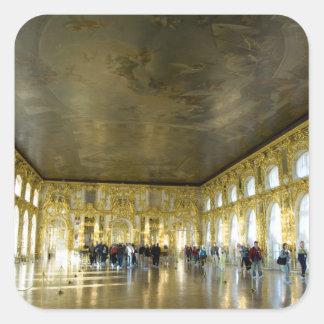Russia, St. Petersburg, Catherine's Palace (aka 8 Sticker
