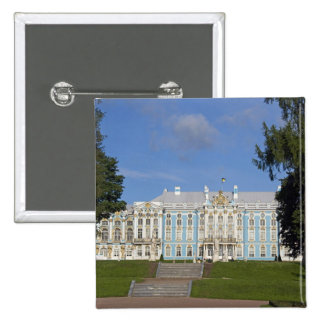 Russia, St. Petersburg, Catherine's Palace (aka 9 Pinback Button