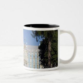 Russia, St. Petersburg, Catherine's Palace (aka 9 Two-Tone Coffee Mug
