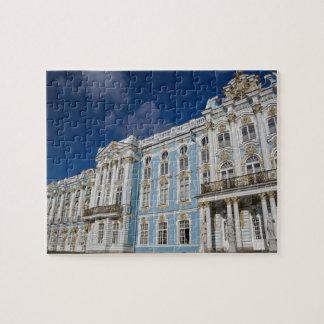Russia, St. Petersburg, Catherine's Palace (aka Jigsaw Puzzle