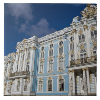 Russia, St. Petersburg, Catherine's Palace (aka Large Square Tile