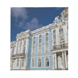 Russia, St. Petersburg, Catherine's Palace (aka Notepad