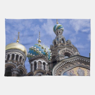 Russia, St. Petersburg, Nevsky Prospekt, The 2 Kitchen Towels
