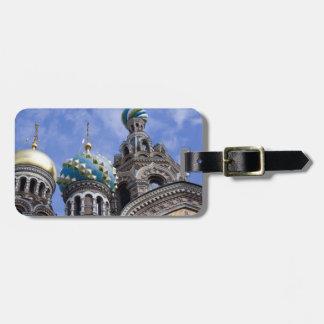 Russia, St. Petersburg, Nevsky Prospekt, The 2 Luggage Tag