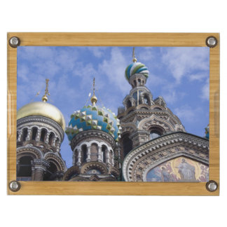 Russia, St. Petersburg, Nevsky Prospekt, The 2 Rectangular Cheeseboard