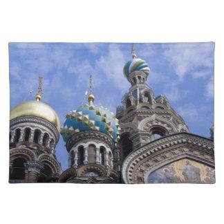 Russia, St. Petersburg, Nevsky Prospekt, The 2 Place Mat
