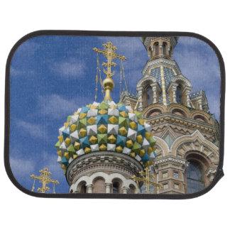 Russia, St. Petersburg, Nevsky Prospekt, The Car Floor Mat