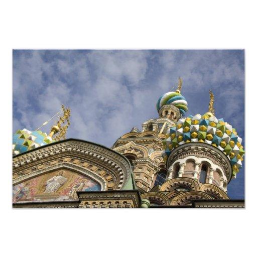Russia, St. Petersburg, Nevsky Prospekt, The Photo Print