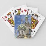 Russia, St. Petersburg, Nevsky Prospekt, The Playing Cards