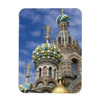 Russia, St. Petersburg, Nevsky Prospekt, The Rectangular Photo Magnet
