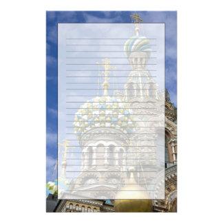 Russia, St. Petersburg, Nevsky Prospekt, The Stationery