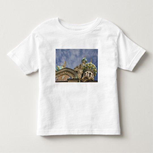 Russia, St. Petersburg, Nevsky Prospekt, The Toddler T-shirt