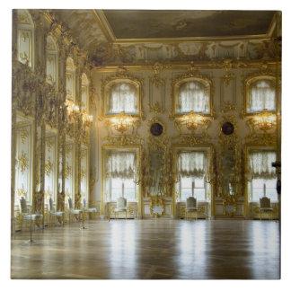 Russia, St. Petersburg, Peterhof Palace (aka 2 Large Square Tile