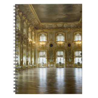 Russia, St. Petersburg, Peterhof Palace (aka 2 Notebook