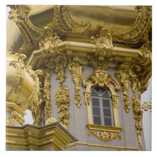 Russia, St. Petersburg, Peterhof Palace (aka Ceramic Tile