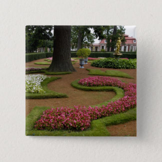 Russia, St. Petersburg, Peterhof Palace aka Pinback Button