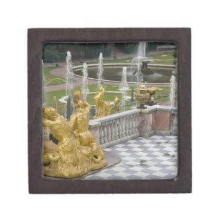 Russia, St. Petersburg, Peterhoff (aka 2 Premium Jewelry Boxes