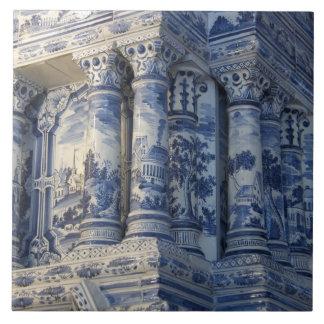 Russia, St. Petersburg, Pushkin, Catherine's 2 Large Square Tile