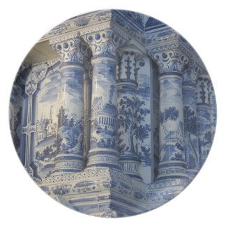 Russia, St. Petersburg, Pushkin, Catherine's 2 Party Plate