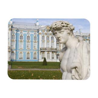Russia, St. Petersburg, Pushkin, Catherine's 3 Rectangular Photo Magnet