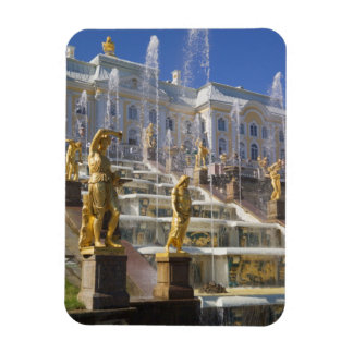 Russia, St. Petersburg, The Great Cascade, Magnet