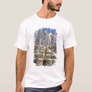 Russia, St. Petersburg, The Great Cascade, T-Shirt