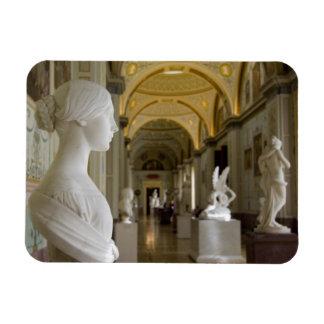 Russia, St. Petersburg, The Hermitage (aka 2 Rectangular Photo Magnet