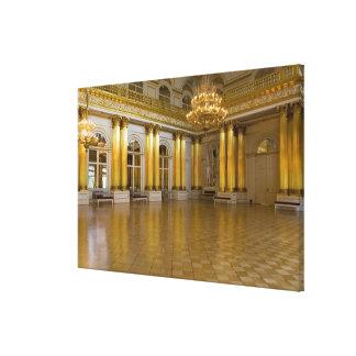 Russia, St. Petersburg, The Hermitage (aka 3 Canvas Print