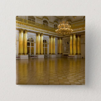 Russia, St. Petersburg, The Hermitage (aka 3 Pinback Button