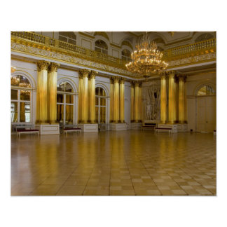 Russia, St. Petersburg, The Hermitage (aka 3 Poster