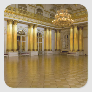 Russia, St. Petersburg, The Hermitage (aka 3 Sticker