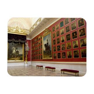 Russia, St. Petersburg, The Hermitage (aka 5 Rectangular Photo Magnet