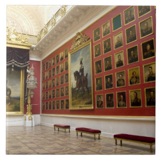 Russia, St. Petersburg, The Hermitage (aka 5 Large Square Tile