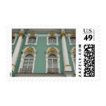 Russia, St. Petersburg, The Hermitage (aka 6 Postage Stamp