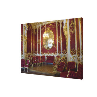 Russia, St. Petersburg, The Hermitage (aka Stretched Canvas Print