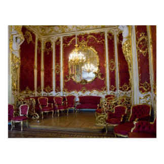 Russia, St. Petersburg, The Hermitage (aka Postcard