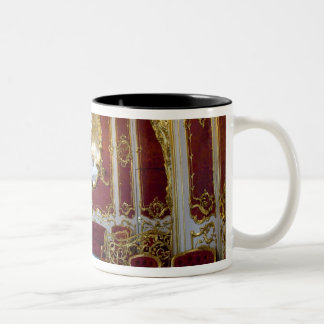 Russia, St. Petersburg, The Hermitage (aka Two-Tone Coffee Mug