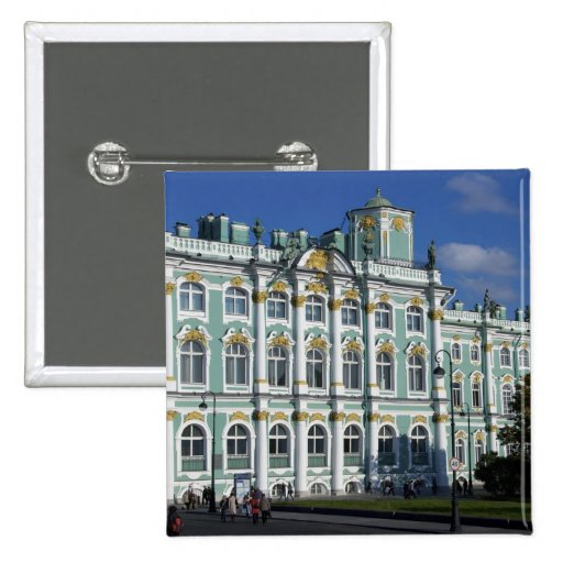 Russia, St. Petersburg, Winter Palace, The 2 Button