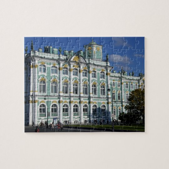 Russia, St. Petersburg, Winter Palace, The 2 Jigsaw Puzzle