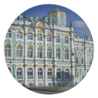 Russia, St. Petersburg, Winter Palace, The 2 Party Plates