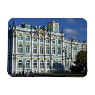 Russia, St. Petersburg, Winter Palace, The 2 Rectangle Magnets