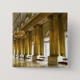 Russia, St. Petersburg, Winter Palace, The 3 Button