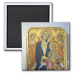 Russia, St. Petersburg, Winter Palace, The 5 2 Inch Square Magnet