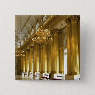 Russia, St. Petersburg, Winter Palace, The Button